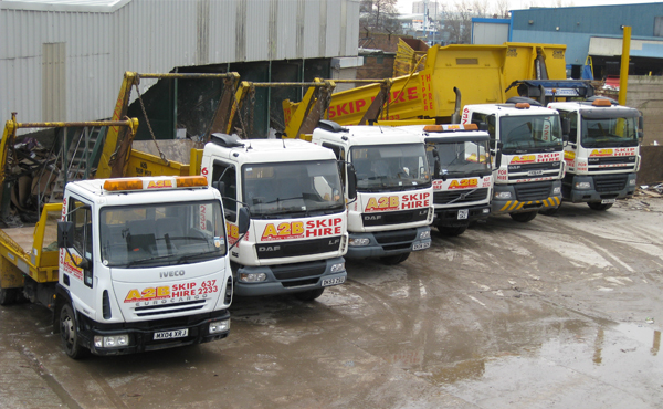 Skip Hire Wagons