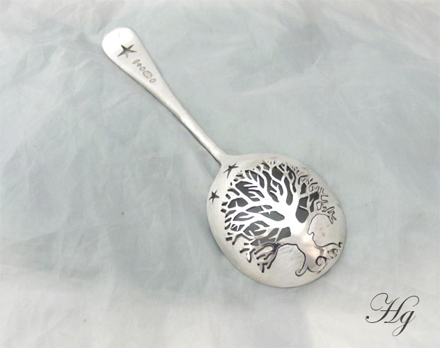 Recycled spoon